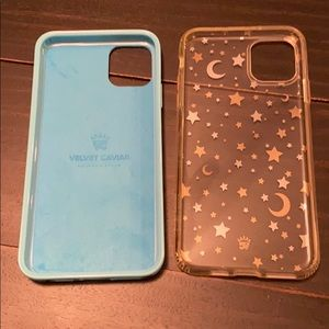 2 Velvet Caviar iPhone 11 Pro Max Cases